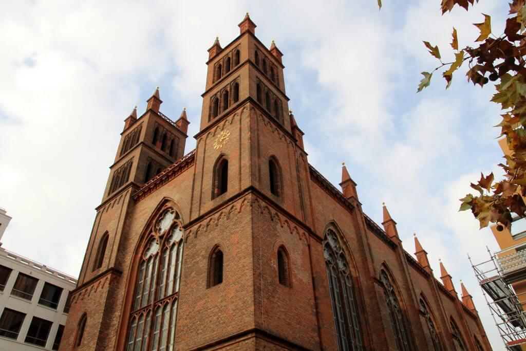 Iglesias imprescindibles Berlín
