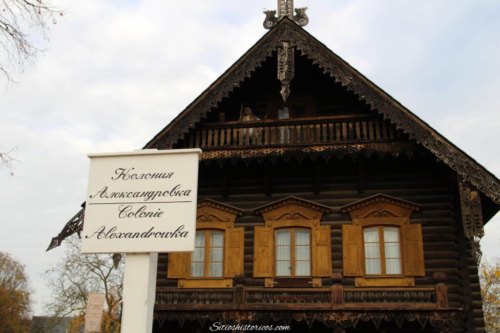 Colonia rusa Alexandrowka