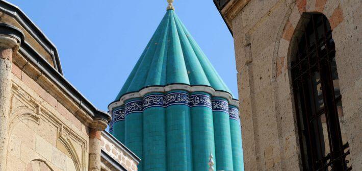Mausoleo Mevlânâ Konya