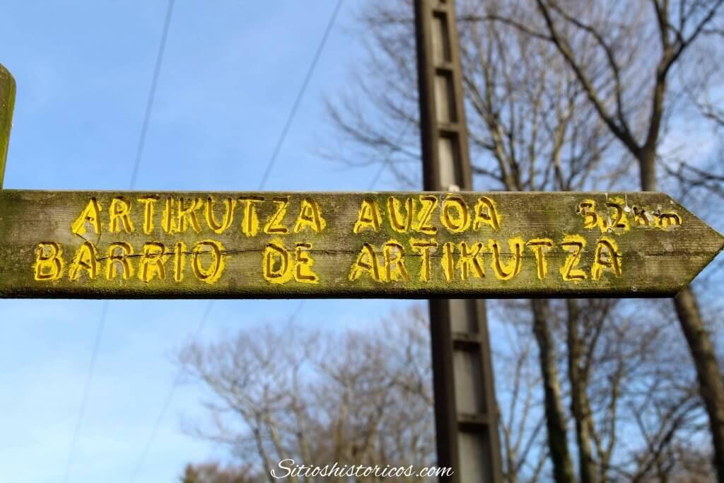Ruta Artikutza