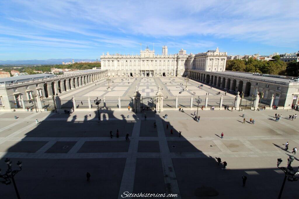 Palacio Real Madrid.