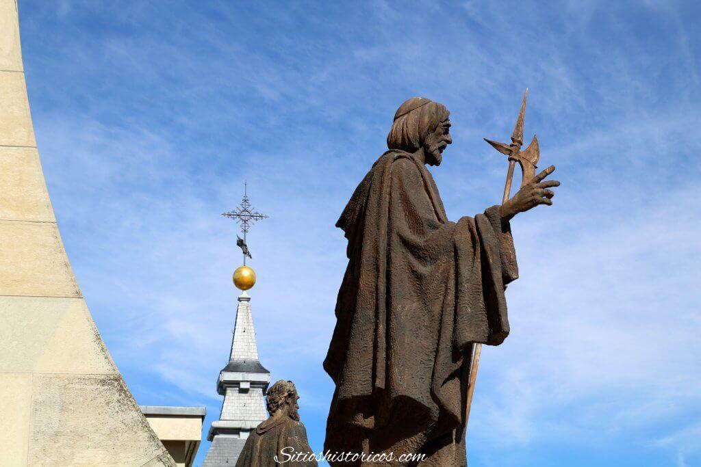 Lugares históricos Madrid