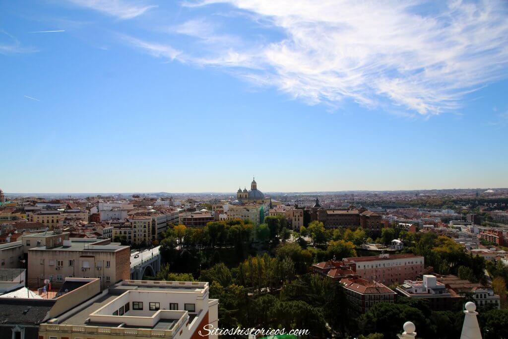 Mirador Catedral de la Almudena.