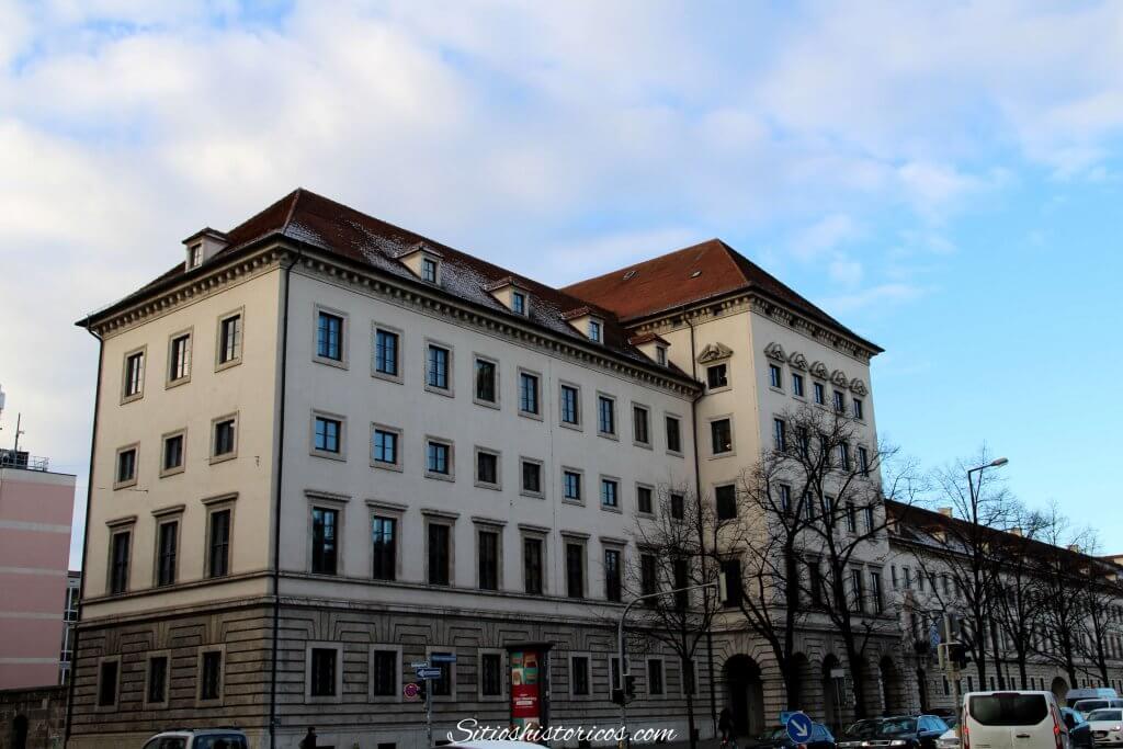 Edificios militares nazis Múnich