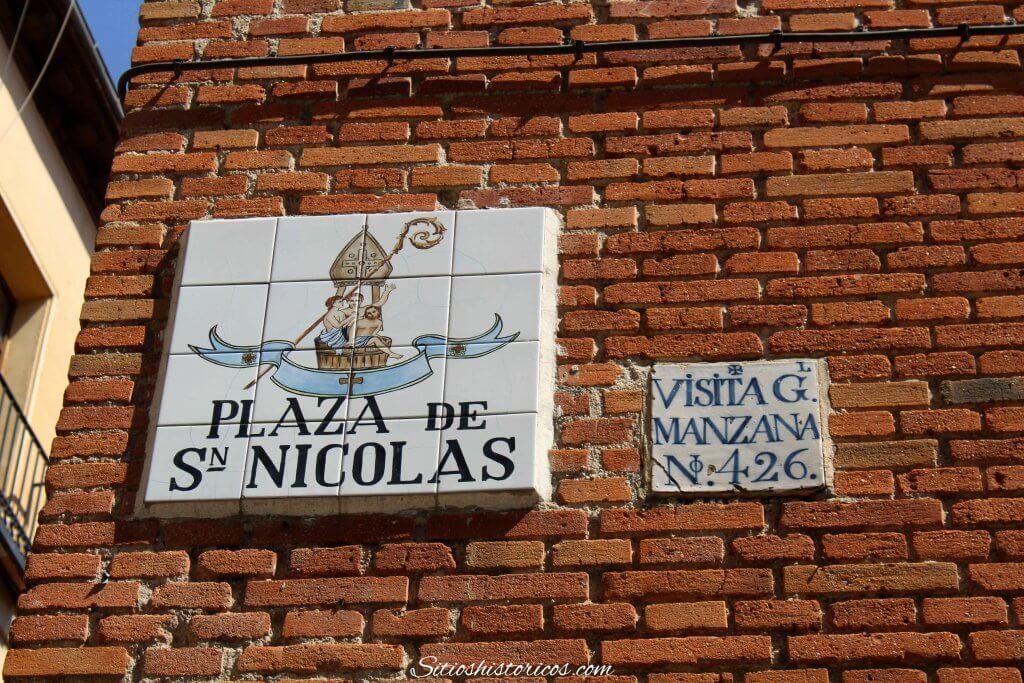 Iglesia más antigua Madrid