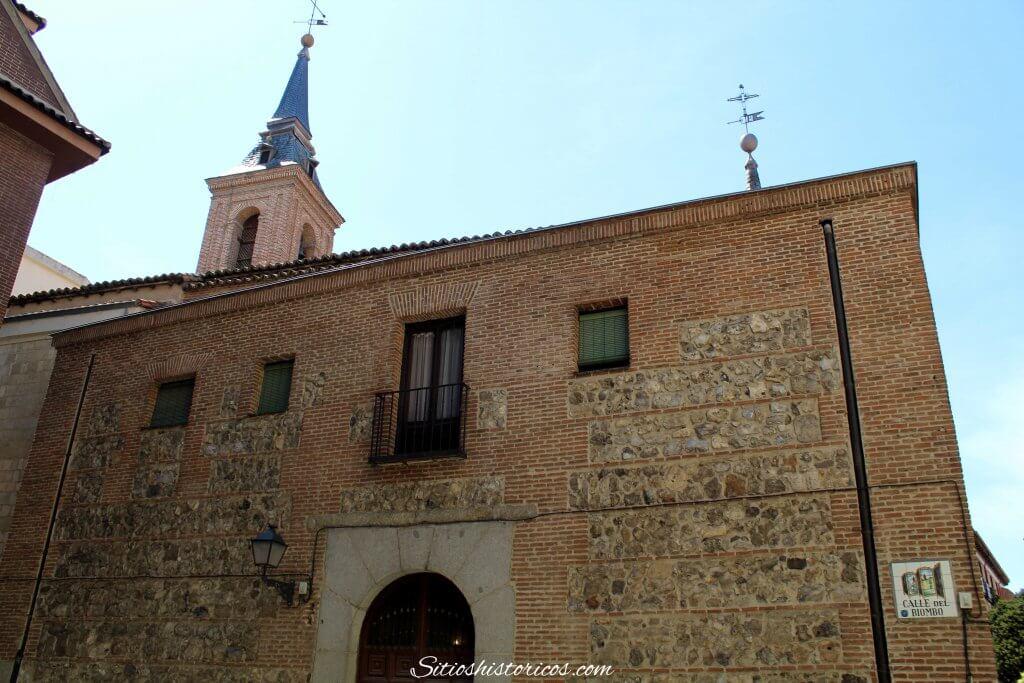 Iglesia más antigua de Madrid