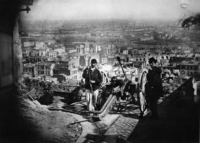 Barricada Montmartre