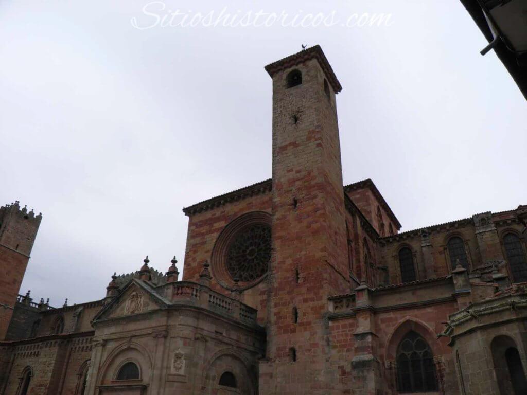 Historia Catedral Sigüenza