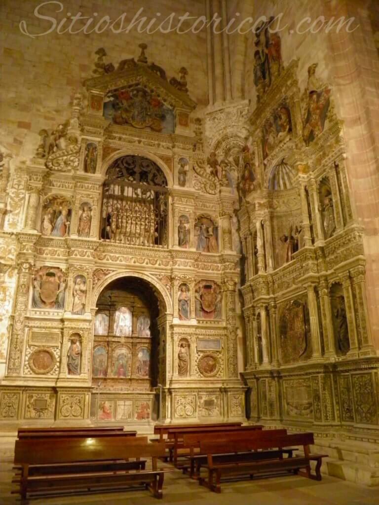 Capilla catedral Siguenza