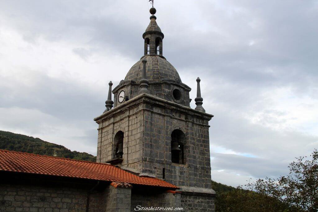 Iglesia Santa Catalina Elduaien