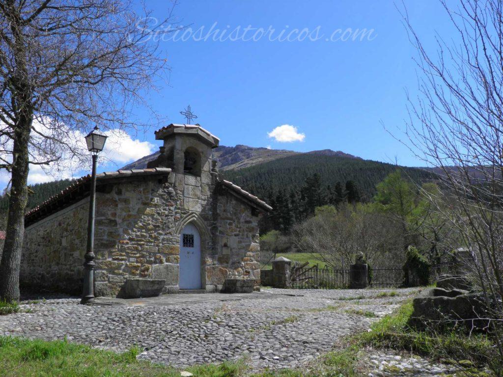 Ermita de San Andres Eraña