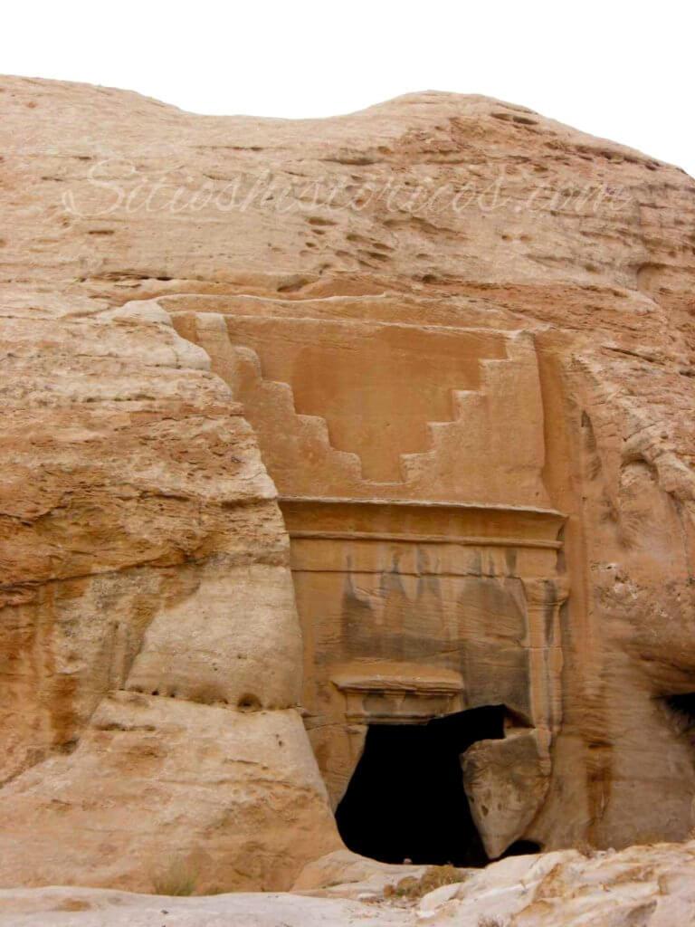 Tumba nabatea