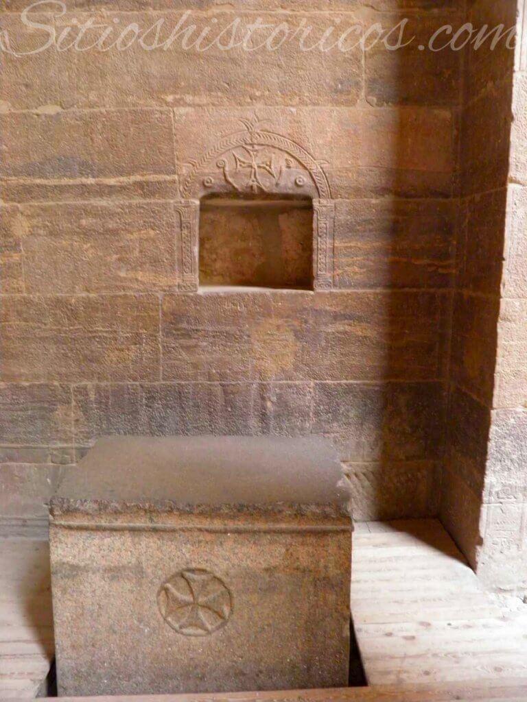 Cruz copta egipcios