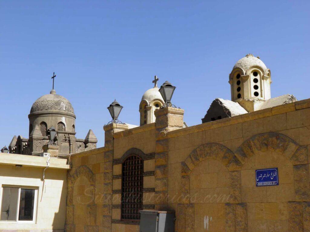 Coptos El Cairo
