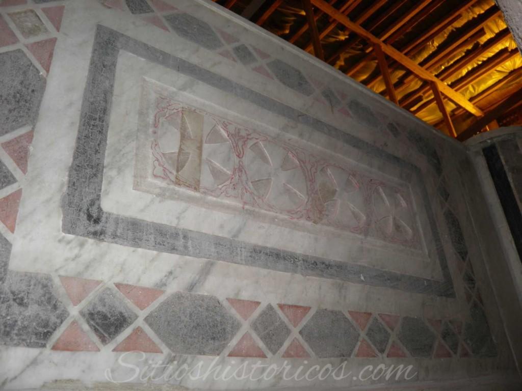 La iglesia de Abu Sarga es la más antigua de Egipto.