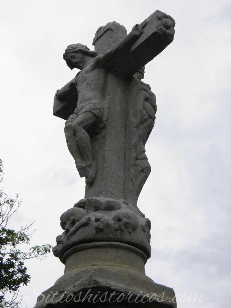 Cristo en el crucero de Aretxabaleta