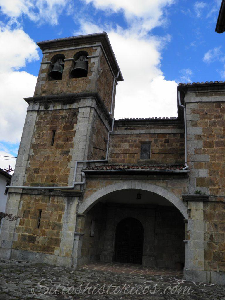 Igleisa San Tiburcio Orokieta