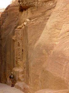 Desfiladero Petra