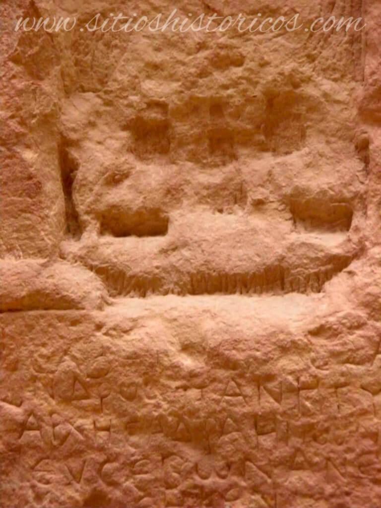 Inscripciones Petra