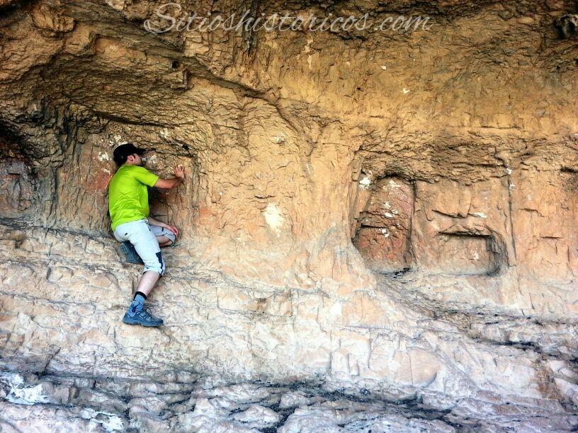Cueva de los soles Jaen