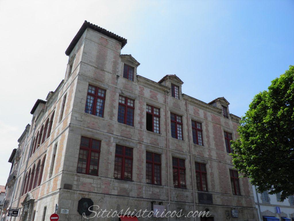 Maison de I,lfant donde se alojó la infanta.