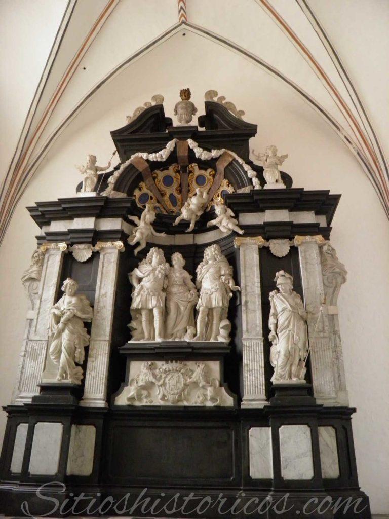 retablo catedral Aarhus