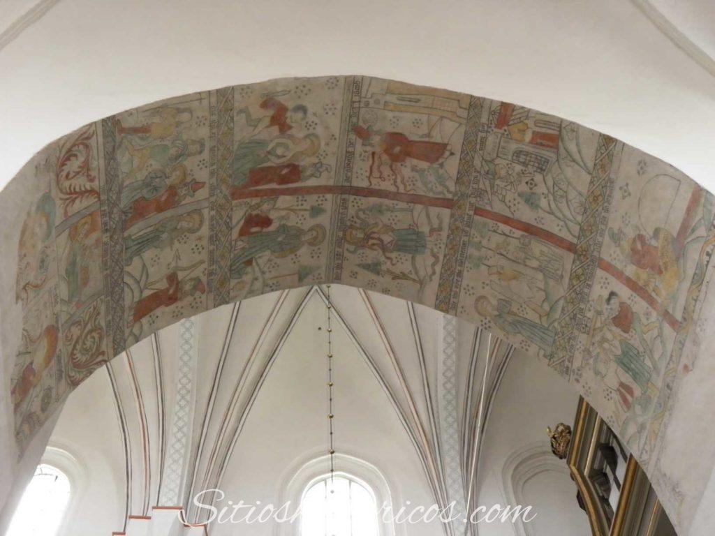 Frescos en arco Aarhus