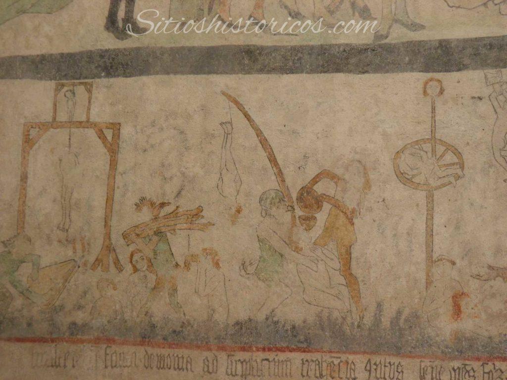 Frescos, tortura Aarhus