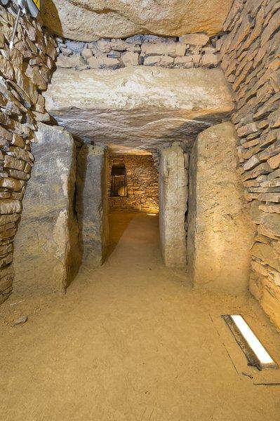 Sítio histórico andalucía dolmen del romeral
