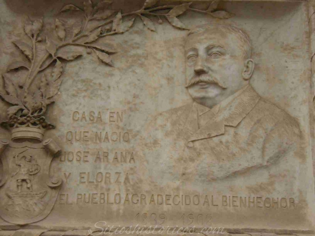 Sitios históricos Eskoriatza