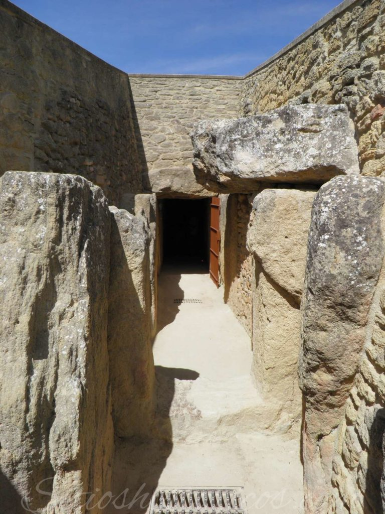 Sitios históricos dolmenes