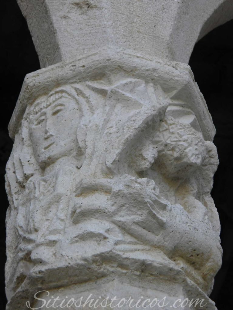 Capitel Navarra