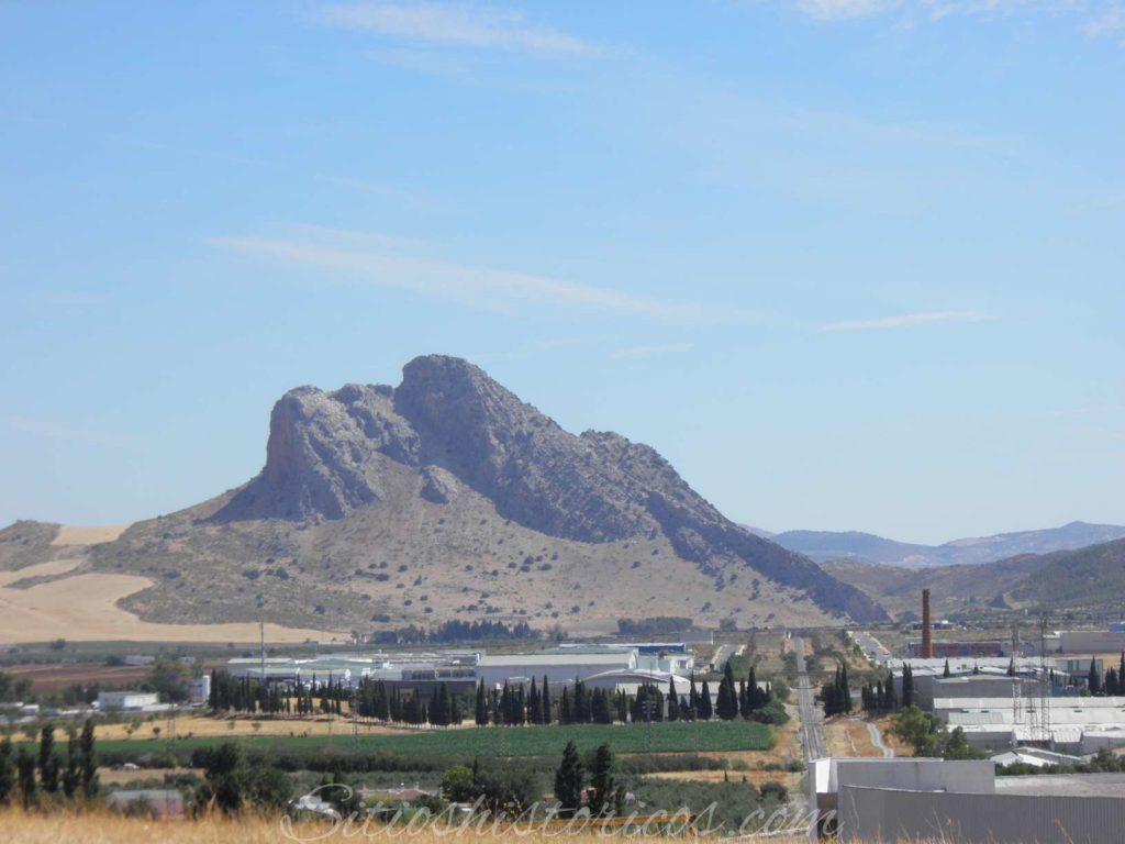 Sitios históricos andalucía peña de los enamorados