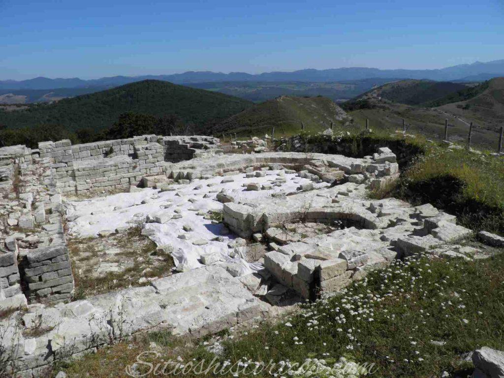 Sitios históricos monasterio