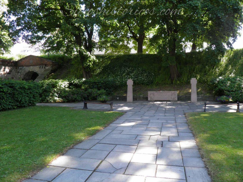 Monumento fusilados IIW oslo