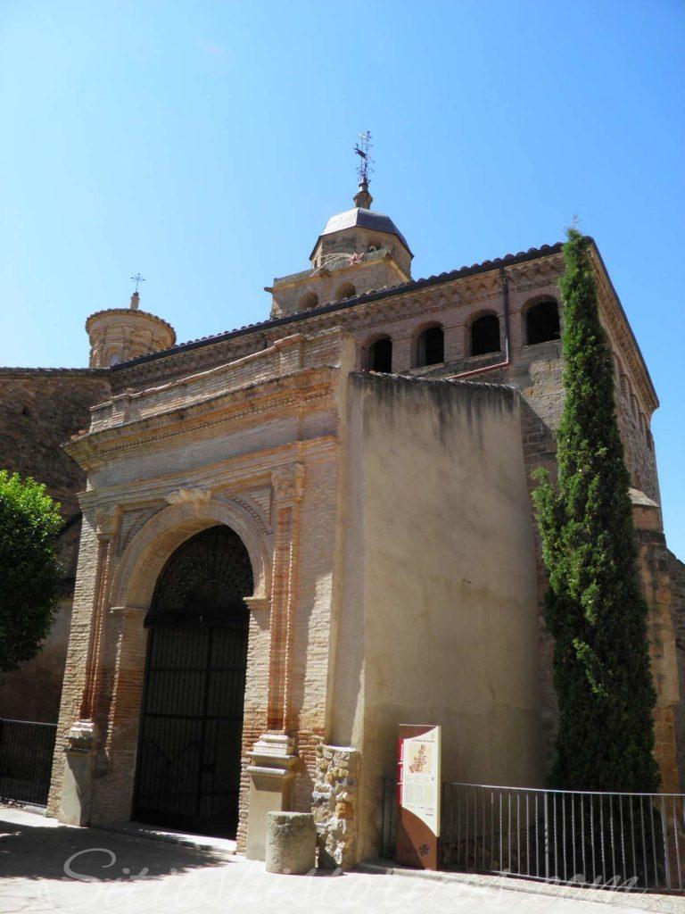 Iglesia Santa Barbara Huesca