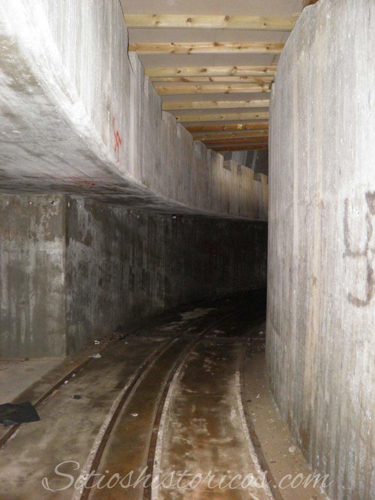 Møvik interior cañon gigante