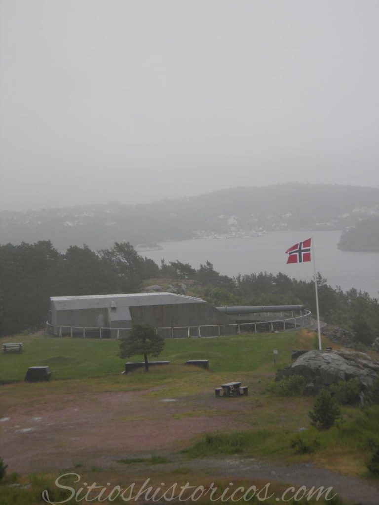 cañon gigante Noruega