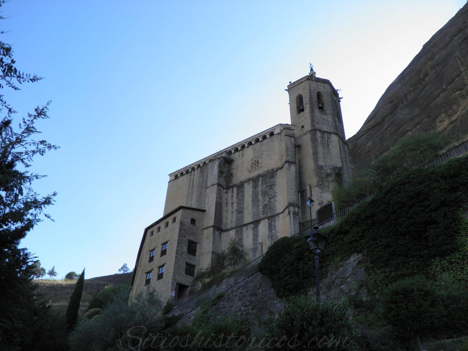 Basílica Virgen de la Peña Graus