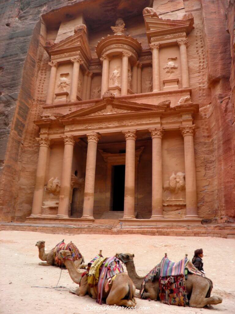 Guía de Petra. Tesoro de Petra