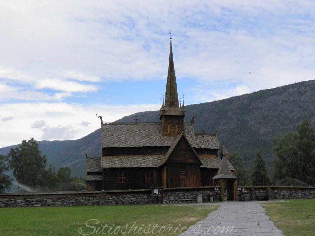 Sitios históricos Noruega