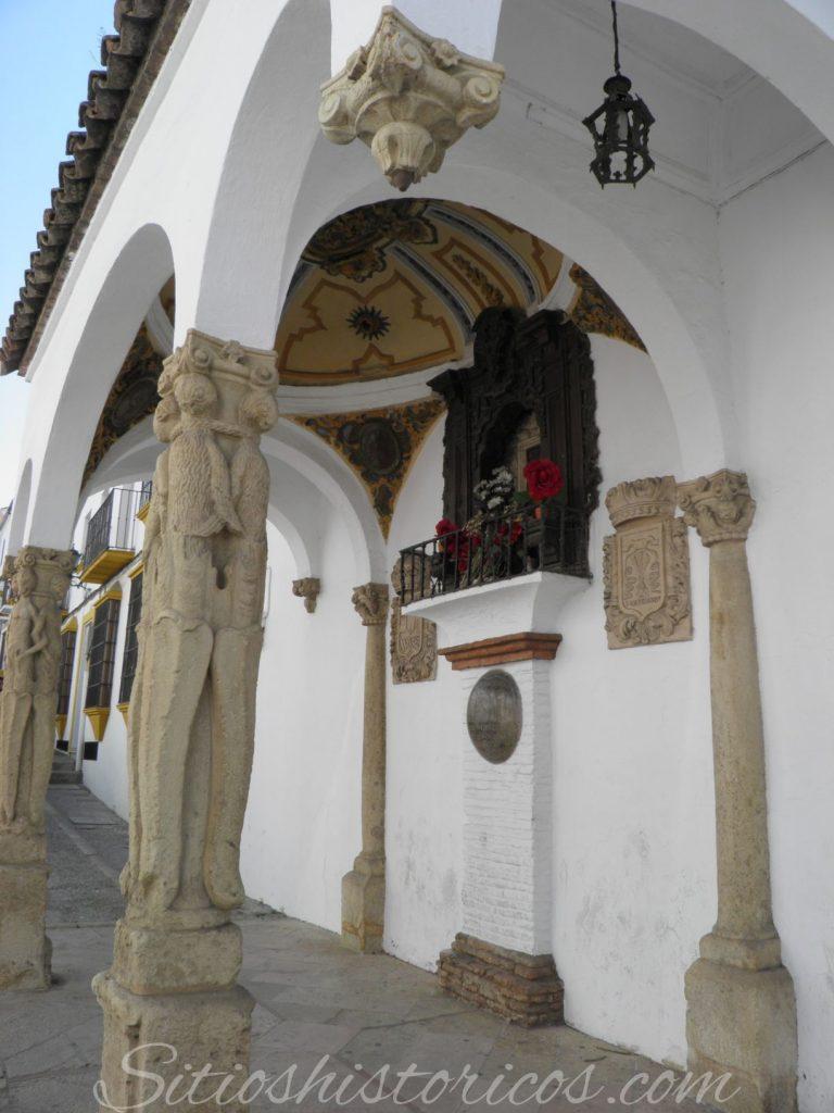 Sitio histórico Málaga