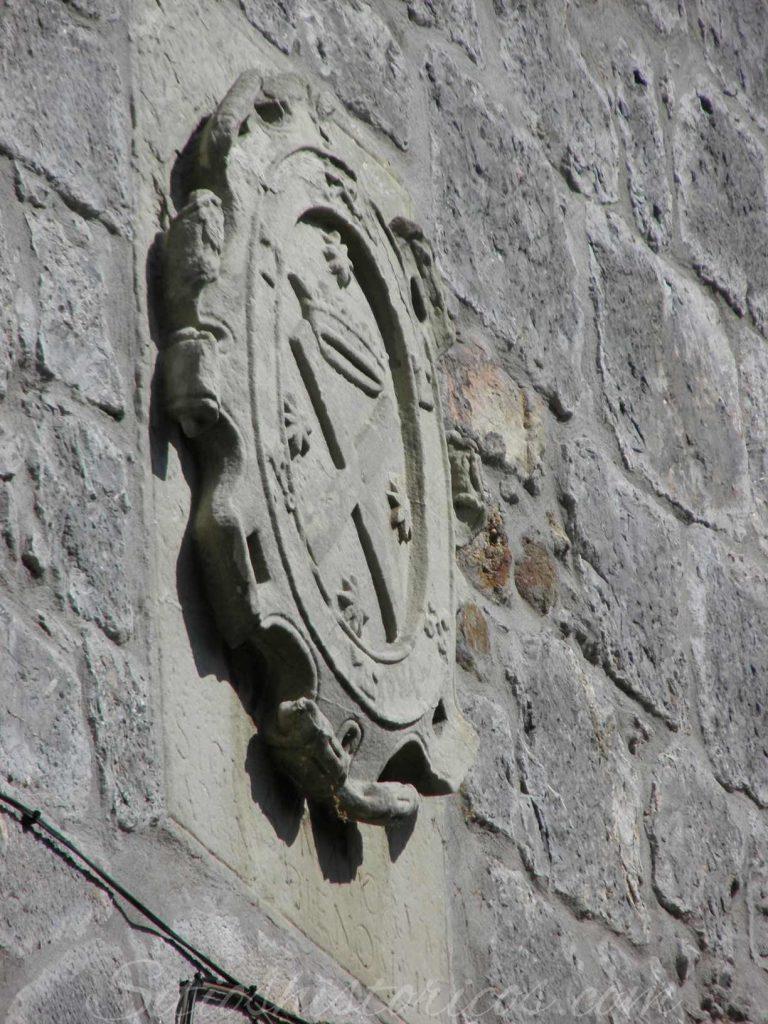 Escudo barroco