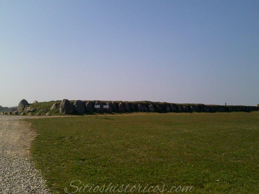 Sitios históricos Dinamarca