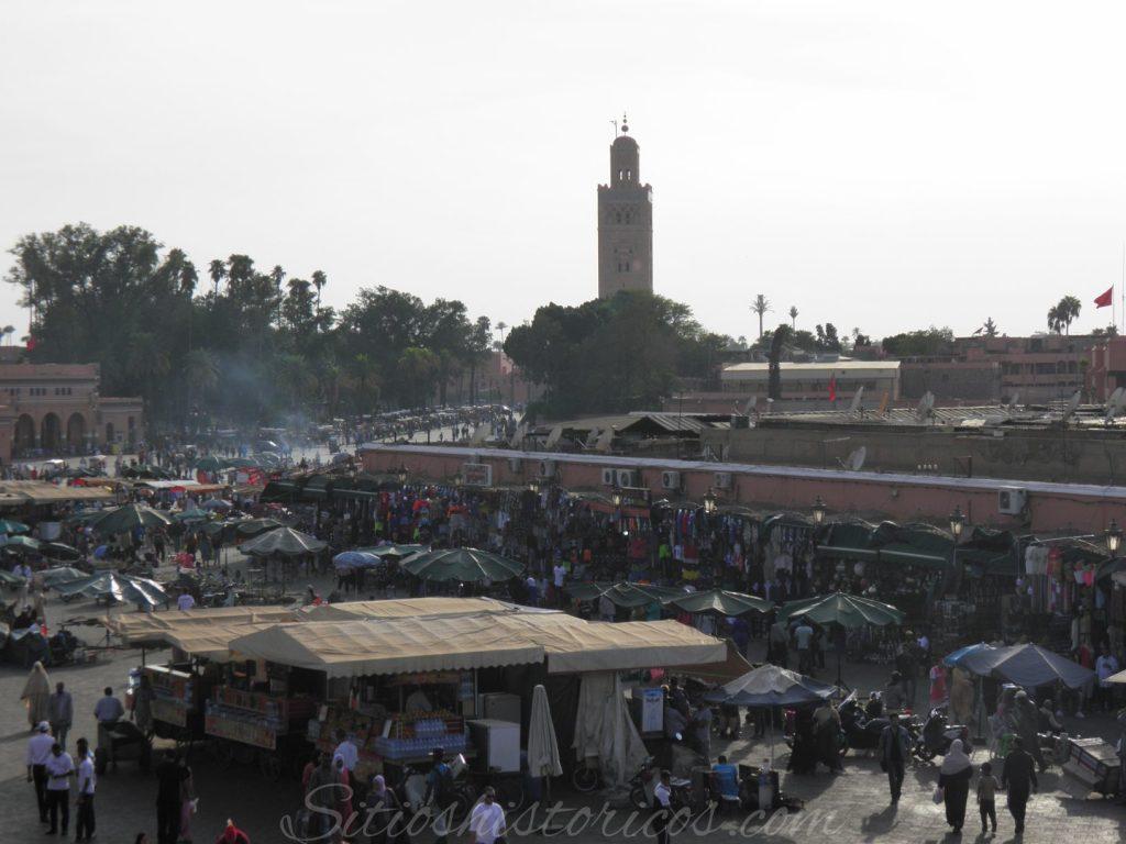 Marrakech monumentos