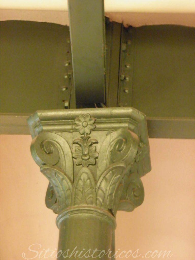 Pilar hierro