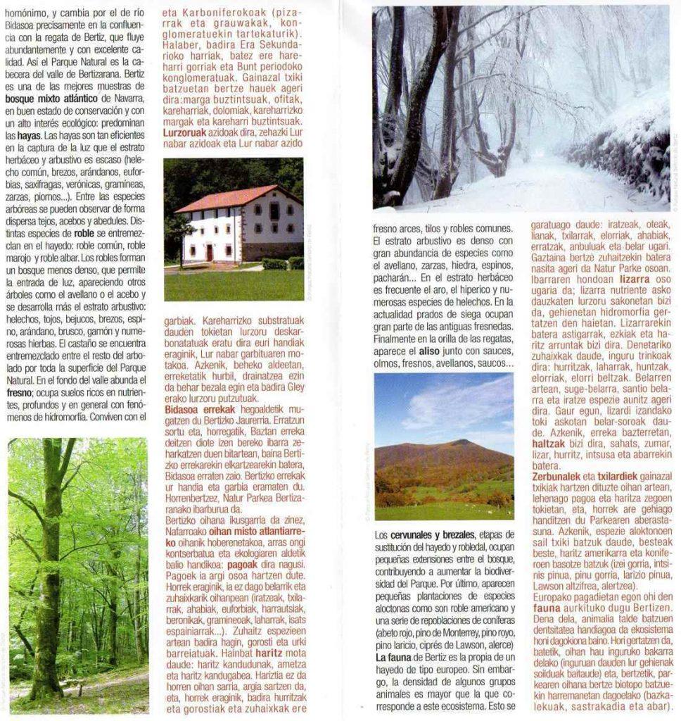 Parque Natural Señorío de Bértiz