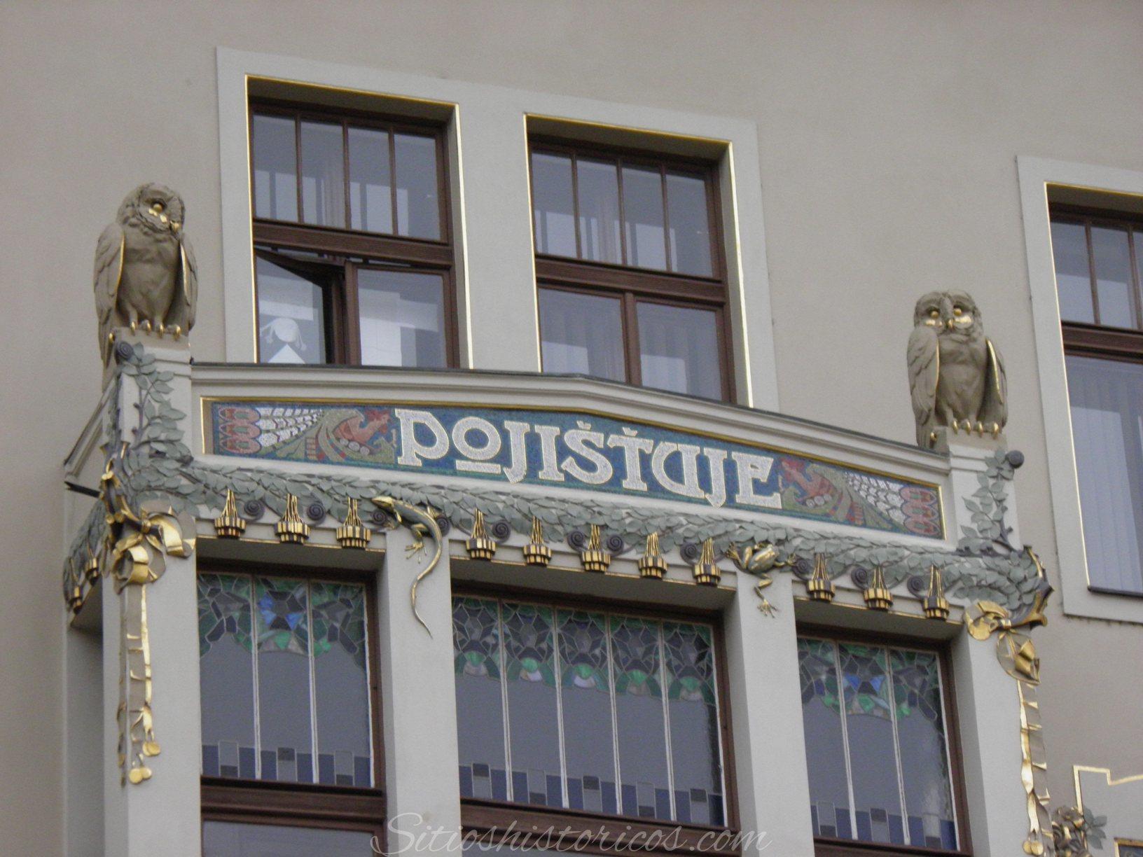 Edificios históricos Praga