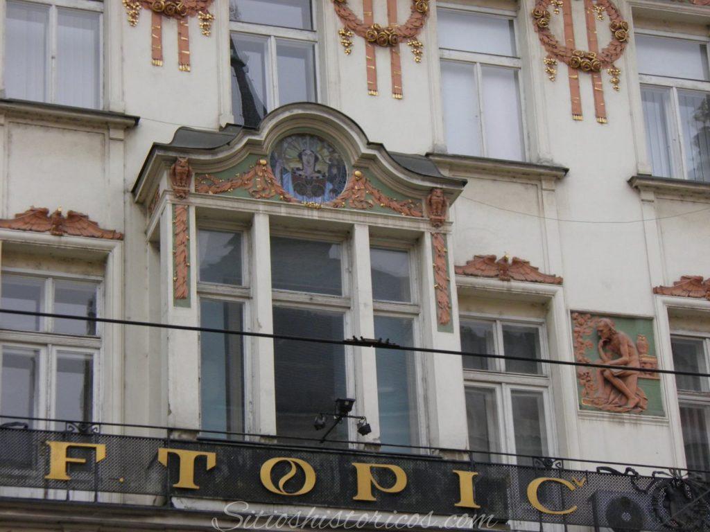Arquitectura Praga