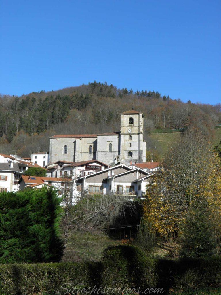 Sitios con historia Navarra